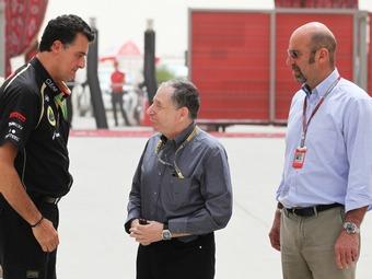 Три команды отказались платить взнос за участие в Формуле-1