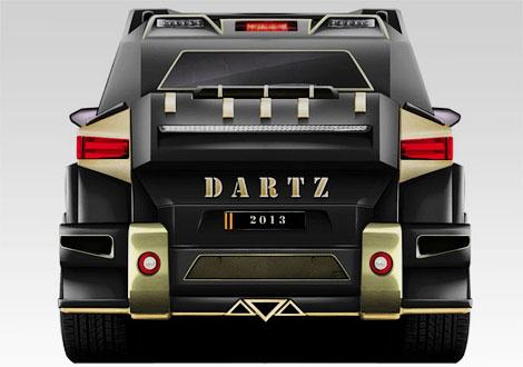 Модель получит отделку кузова золотом и бриллиантами. Фото 3