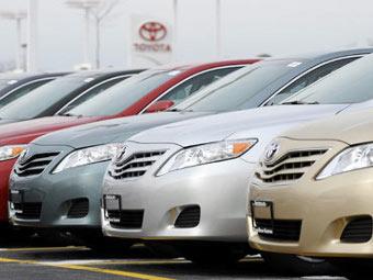 Toyota вернула себе первое место на мировом авторынке