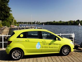 Daimler объединился с Ford и Nissan для разработки водородных машин