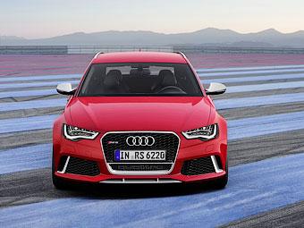 Audi сделает универсал RS6 еще мощнее