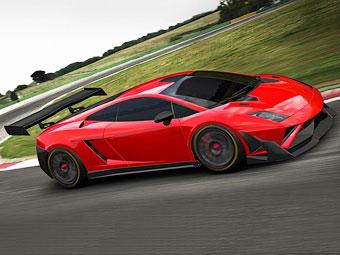 Lamborghini впервые помогла гонщикам построить суперкар для марафонов