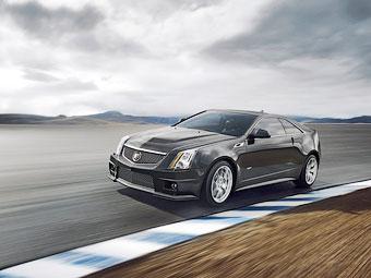 """Cadillac научит американцев ездить на """"заряженных"""" машинах"""