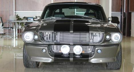 650-сильный Ford Mustang оценили в 128 тысяч долларов