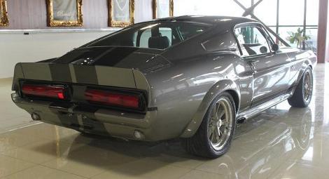 650-сильный Ford Mustang оценили в 128 тысяч долларов. Фото 1