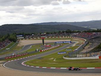"""Немецкие власти спасли гонку Формулы-1 на """"Нюрбургринге"""""""