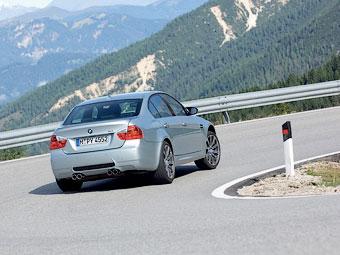 Новый BMW M3 станет на одну лошадиную силу мощнее