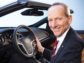 Opel возглавил бывший руководитель китайского офиса Volkswagen