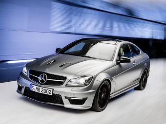 Mercedes-Benz построил 507-сильный C63 AMG