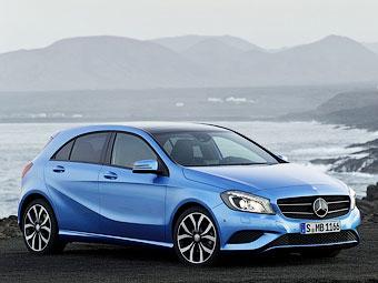 Объявлены рублевые цены на новый Mercedes-Benz A-Class