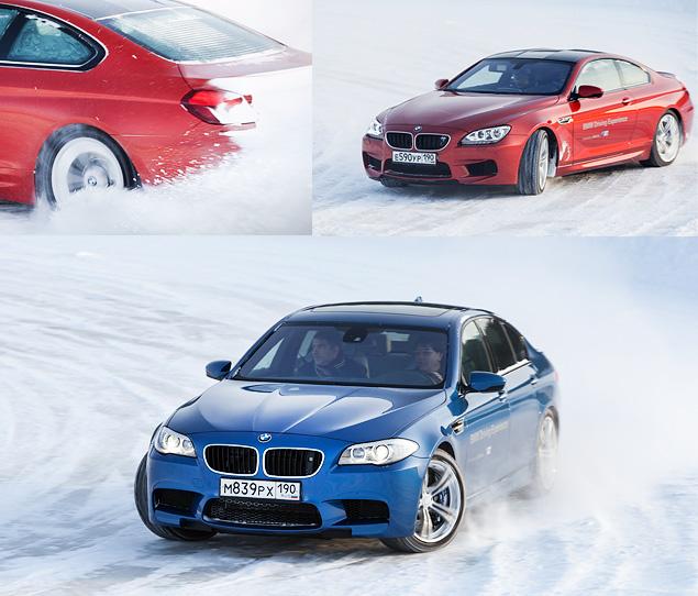 Чему учат в зимней школе бесконечных скольжений BMW Driving Experience. Фото 9