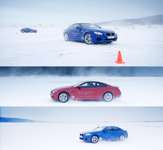Чему учат в зимней школе бесконечных скольжений BMW Driving Experience. Фото 13