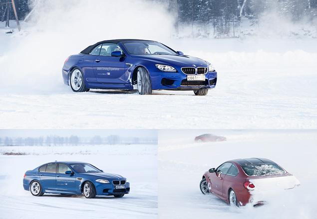 Чему учат в зимней школе бесконечных скольжений BMW Driving Experience. Фото 16