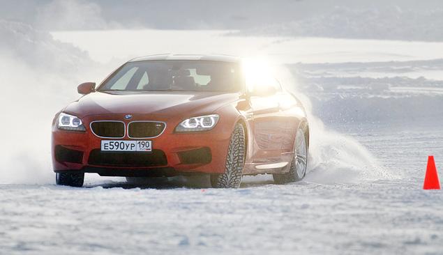 Чему учат в зимней школе бесконечных скольжений BMW Driving Experience. Фото 19