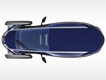 Toyota привезет в Женеву двухместный экомобиль