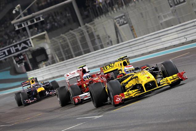 Чем запомнился Виталий Петров в Формуле-1. Фото 5
