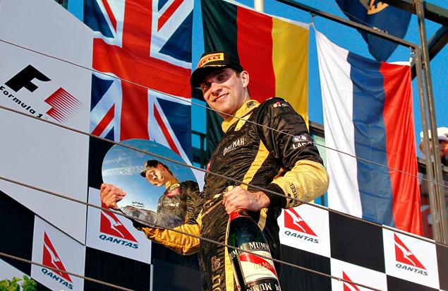 Чем запомнился Виталий Петров в Формуле-1. Фото 8