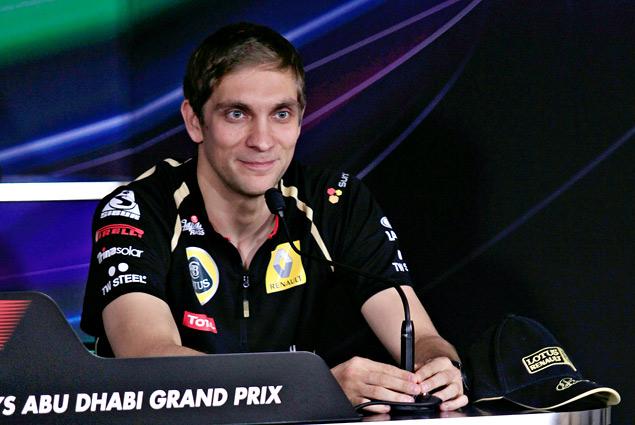 Чем запомнился Виталий Петров в Формуле-1. Фото 11