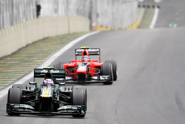 Чем запомнился Виталий Петров в Формуле-1. Фото 14