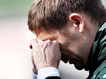 Виталий Петров лишился места в Формуле-1