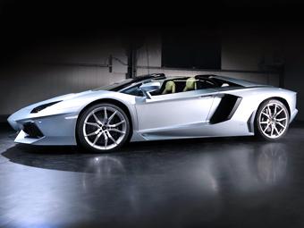 Открытый Lamborghini Aventador распродали на год вперед