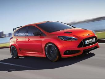 Ford возобновил работу над новым Focus RS