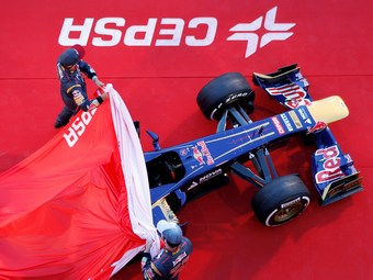 Команда Toro Rosso нацелилась на шестое место в Кубке конструкторов