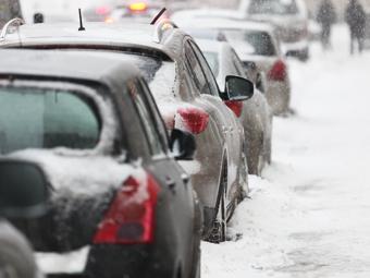 Московские пробки растянулись на 3,5 тысячи километров
