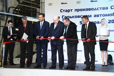 Хэтчбек встанет на конвейер нижегородского завода в марте