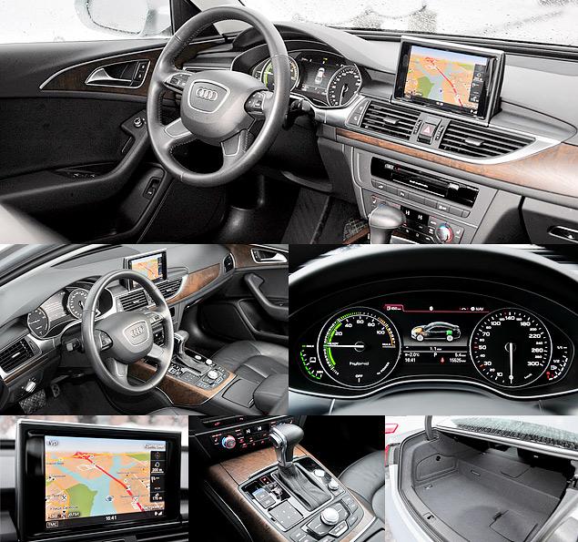 Длительный тест гибридного седана Audi A6: часть первая. Фото 2