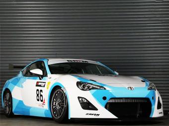 """""""Тойоту"""" GT 86 подготовили для европейских кольцевых гонок"""