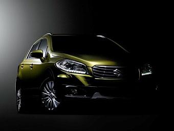 Компания Suzuki показала первые снимки новой модели