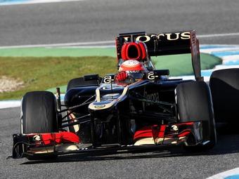 Роман Грожан показал лучшее время на тестах Формулы-1 в Хересе