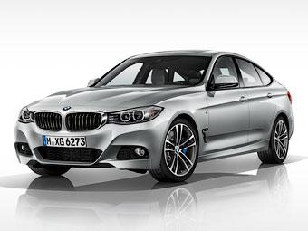 Появились официальные фотографии хэтчбека BMW 3-Series