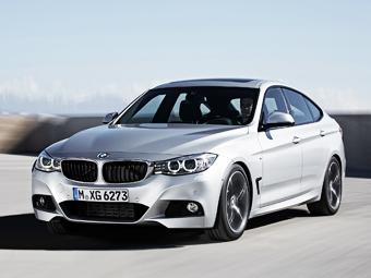 Компания BMW представила хэтчбек 3-Series