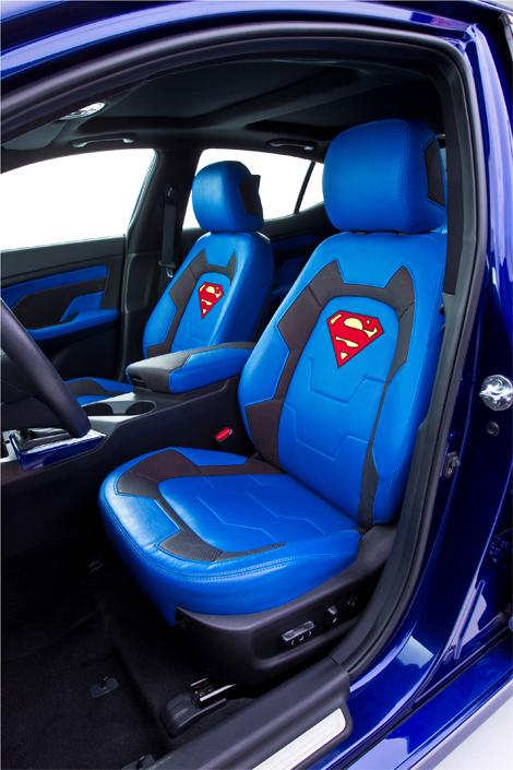Модель стала предпоследней в серии машин для супергероев. Фото 3