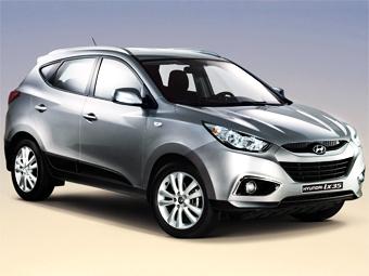 Hyundai ix35 стал дороже