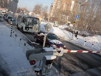 Часть железнодорожных переездов в Подмосковье станет платной