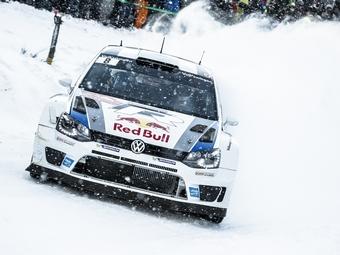 """Себастьен Ожье принес """"Фольксвагену"""" первую победу в WRC"""