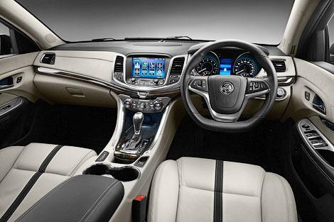 Компания Holden обновила седан Commodore. Фото 4