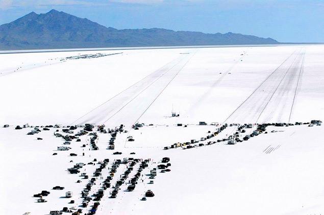 Русские хот-роддеры отправятся за рекордом на озера Бонневиля. Фото 3