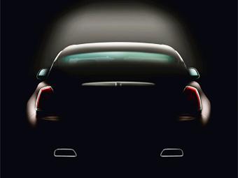 Rolls-Royce показал корму самой быстрой модели