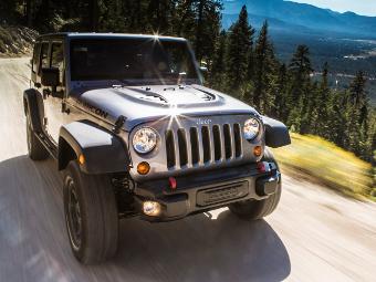 В США спрос на Jeep Wrangler превысил предложение
