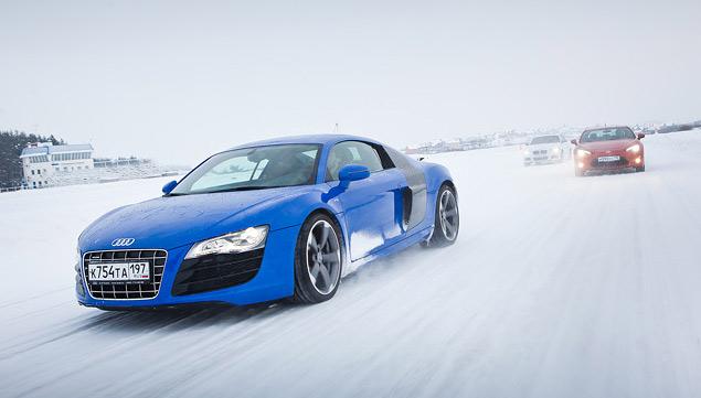Выбираем самую веселую машину для безбашенной зимней езды. Фото 1