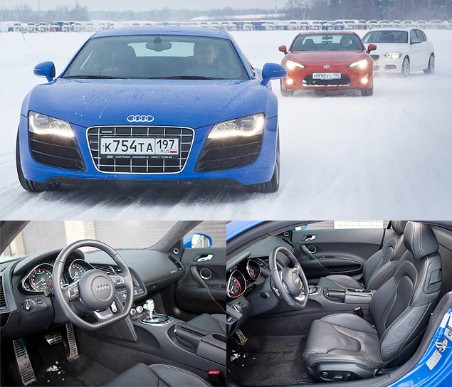 Выбираем самую веселую машину для безбашенной зимней езды. Фото 3