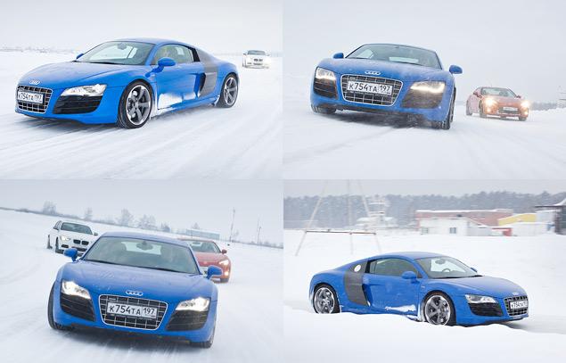 Выбираем самую веселую машину для безбашенной зимней езды. Фото 5