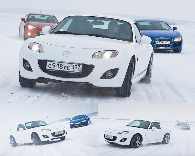 Выбираем самую веселую машину для безбашенной зимней езды. Фото 9