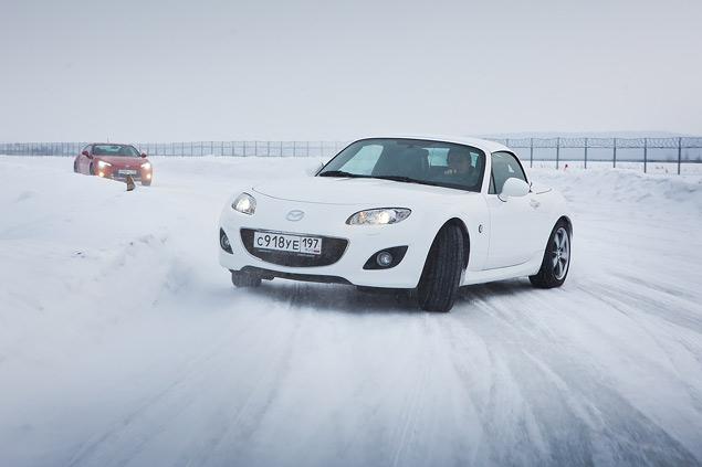 Выбираем самую веселую машину для безбашенной зимней езды. Фото 12