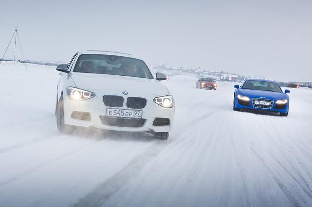Выбираем самую веселую машину для безбашенной зимней езды. Фото 13