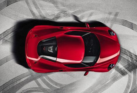 Компания опубликовала первые фотографии серийного спорткара 4C. Фото 1